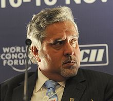Vijay Mallya arrested in London for money laundering