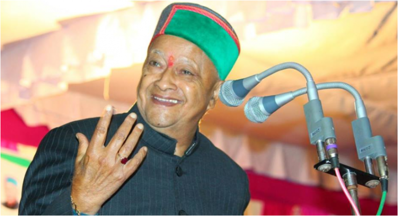 Virbhadra Singh DA case hearing adjourned to 30th November by special CBI court