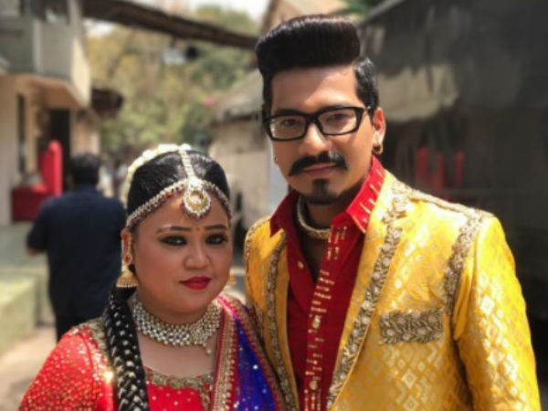 Laughter Queen Bharti singh (lalli) officially announced her Marriage Date