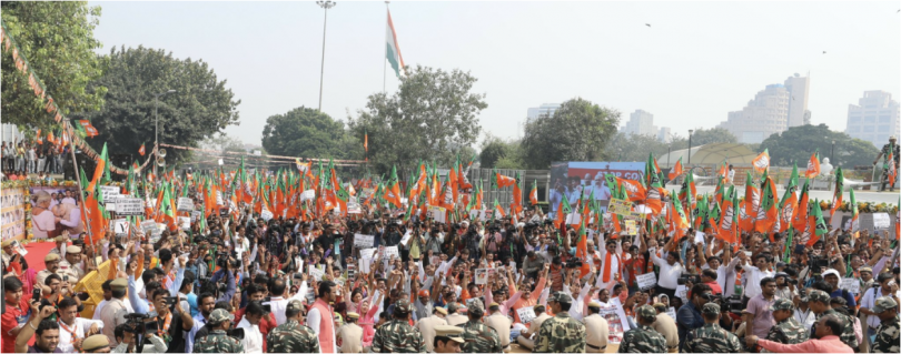 BJP-CPM Kerala Battle leads to Delhi today; Amit Shah hold Jan Raksha Yatra