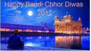 bandi chhor diwas 2017