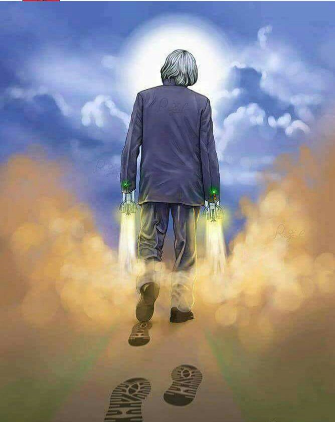 Dr. APJ Abdul Kalam: Lets pay homage to the departed soul