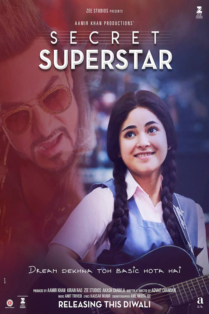 Secret Superstar movie review: A heartbreaking story of human resilience