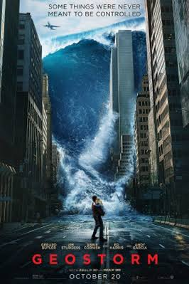 Geostorm movie review: Mindless disaster movie, too serious to be fun