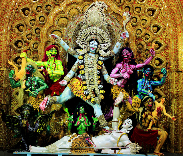 Tripura: Kali Puja, Diwali promises good business for candle makers