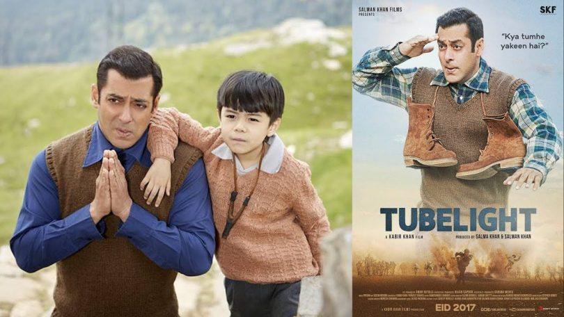 Amazon Prime now featuring Salman Khan's Blockbuster Tubelight and VIP2