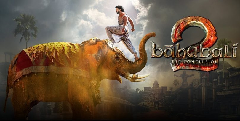 Bahubali 2 The Conclusion is on TV today