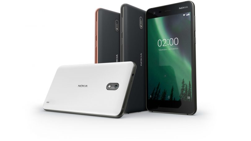 Nokia 2 Smartphone: The long lasting impression with 2 day battery life