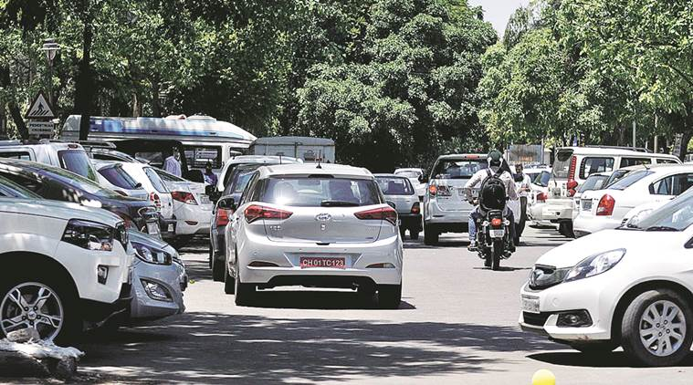 Haryana Parking Situations needs your Opinion