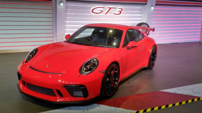Porsche 911 GT3 is here : A Perfect car for the racing blood
