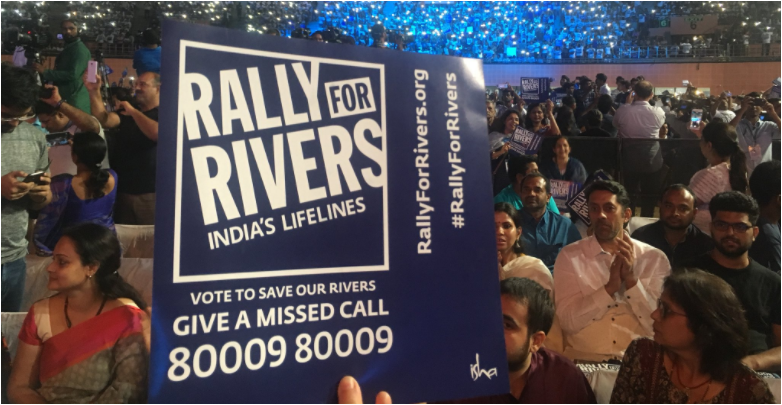 Rally for River breakthrough campaign to save waterbodies; BJP leader Varun Gandhi supports it