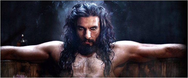 Ranveer Singh as Alauddin Khilji role in Padmavati is not an easy task to portray