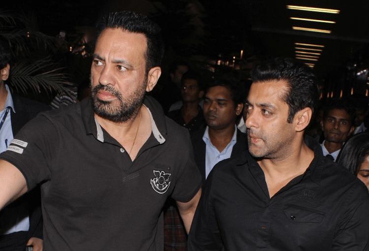Salman Khan's bodyguard Shera in trouble after FIR for threatening a woman