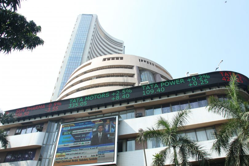 Sensex Update: AXIS bank surges 5% , RCOM top performer at BSE after Debt restructuring plan