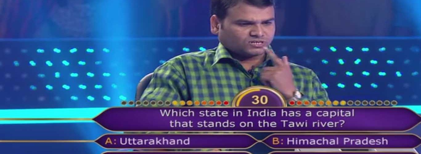 KBC Season 9, Episode 34, 12th October 2017: Office Boy Yogesh Sharma wins 25 Lacs, Aditya Dubey in Hot seat