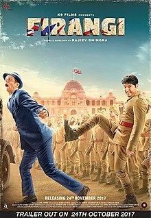 Firangi movie review: A funny, slight movie