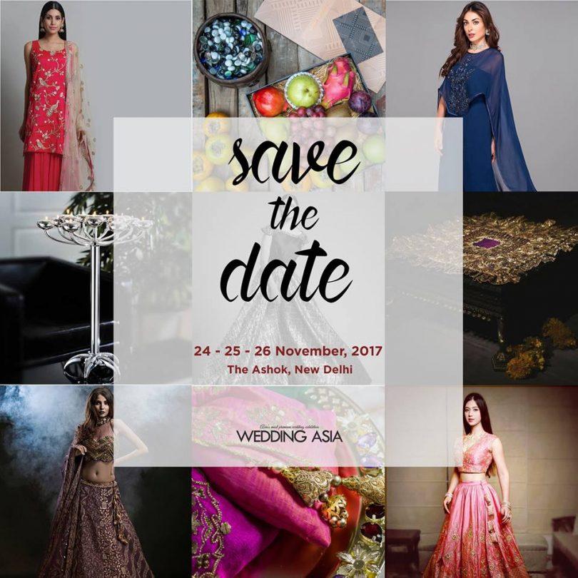 Asia's most splendid and unique wedding exhibition at Wedding Asia Delhi Season Finale-2017