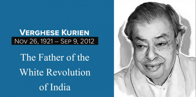 National Milk Day: A tribute to Verghese Kurien's efforts
