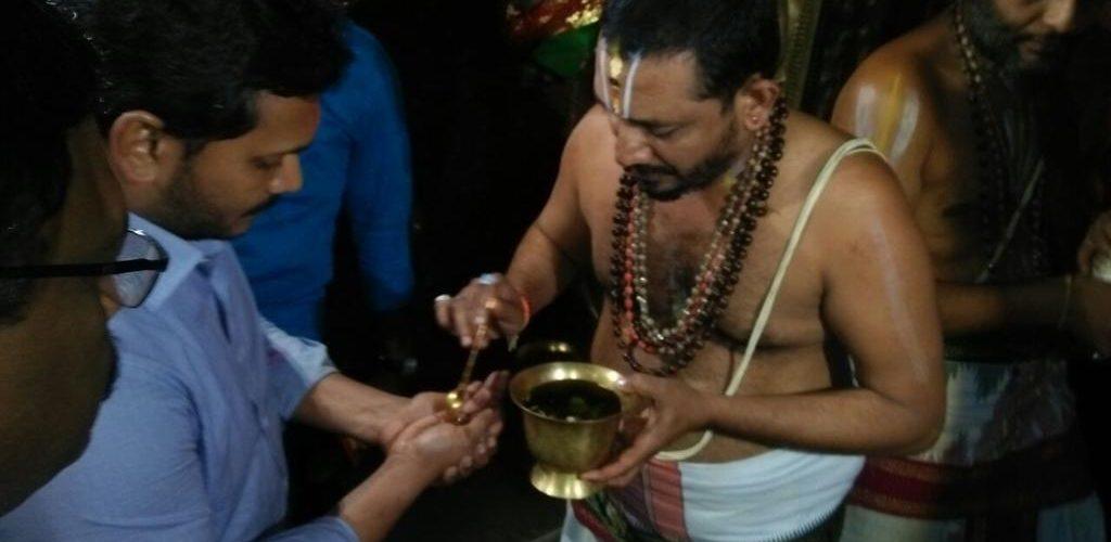 Y.S. Jaganmohan Prajasankalpa Padayatra starts today