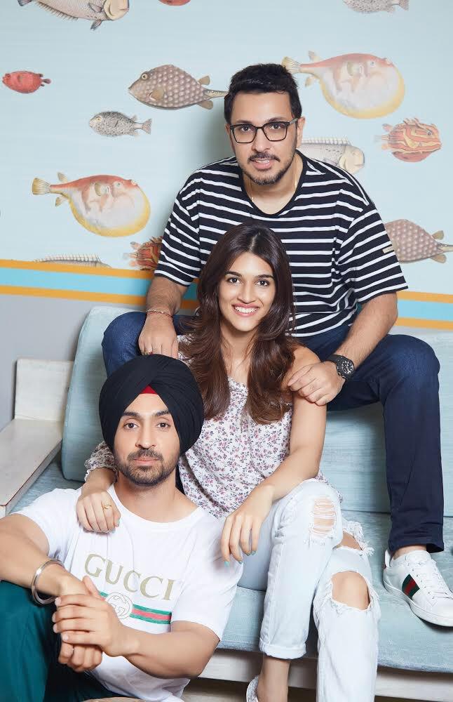 Diljit Dosanjh and Kriti Sanon to star in Dinesh Vijan's Arjun Patiala for Maddock Films