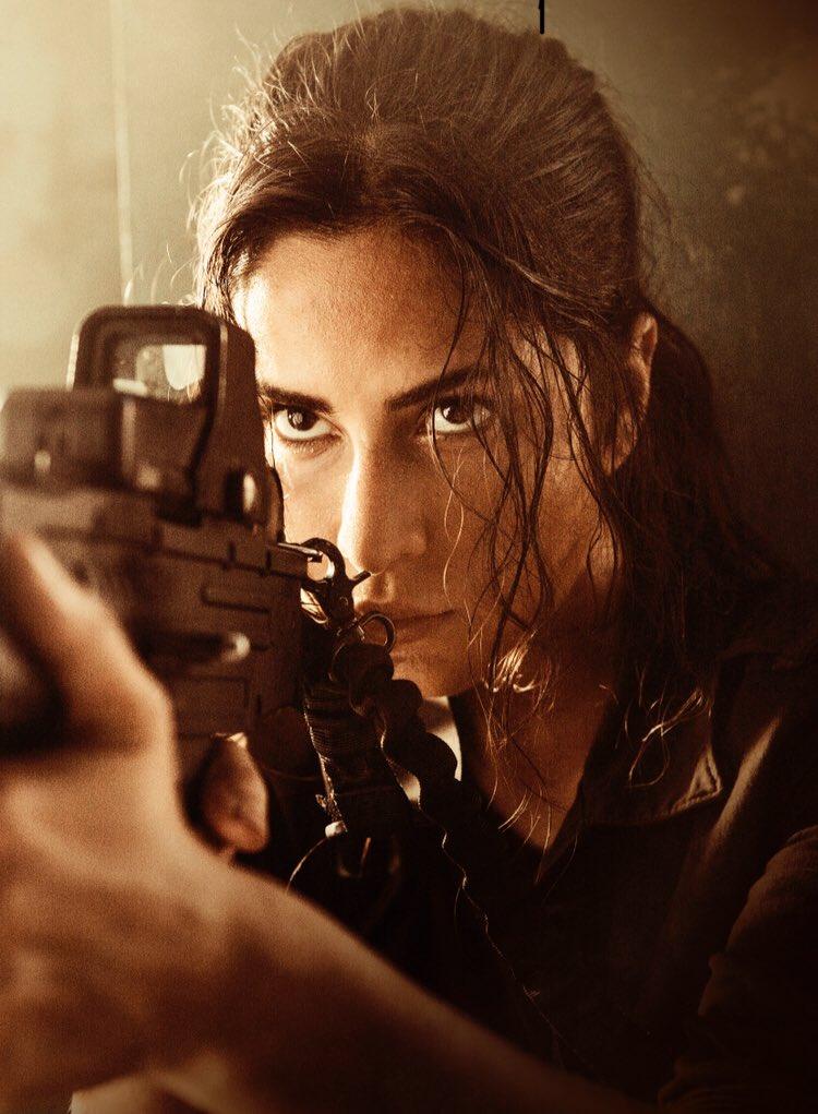 Tiger Zinda Hai: Katrina Kaif looks fierce in new look from the movie