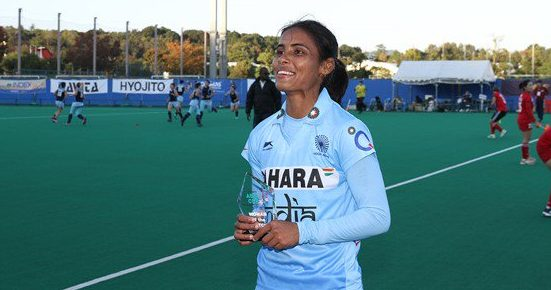 India beat Kazakhstan to qualify for the semi-finals in women's Asia Cup hockey tournament