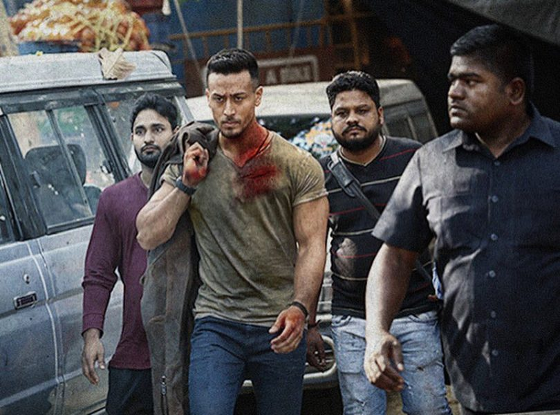Tiger Shroff Baaghi 2 Photo Hairstyle Image Of Tiger Stateimage