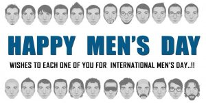 men's day images