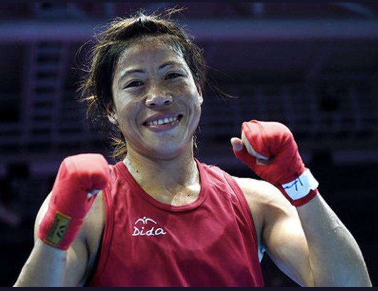 Asian Boxing Championship: Mary Kom wins the Gold for Fifth time