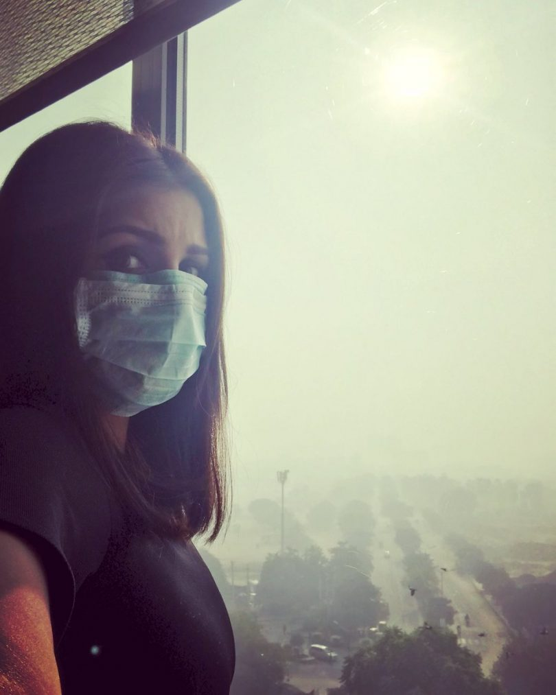 Alia Bhatt, Arjun Kapoor and more react to Smog in Delhi