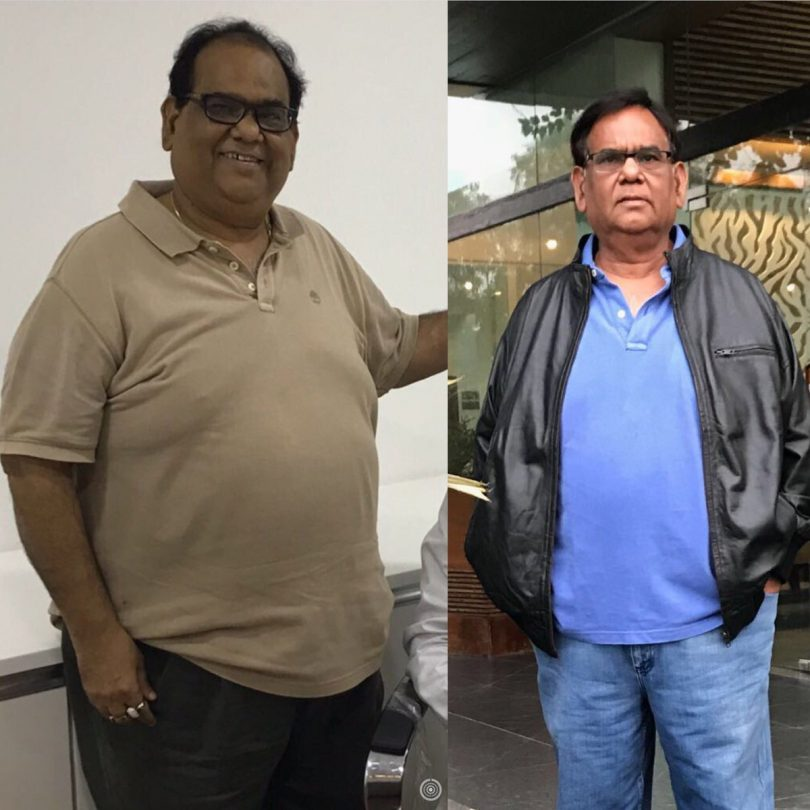 Satish Kaushik loses 27 Kilos, see his dramatic look transformation