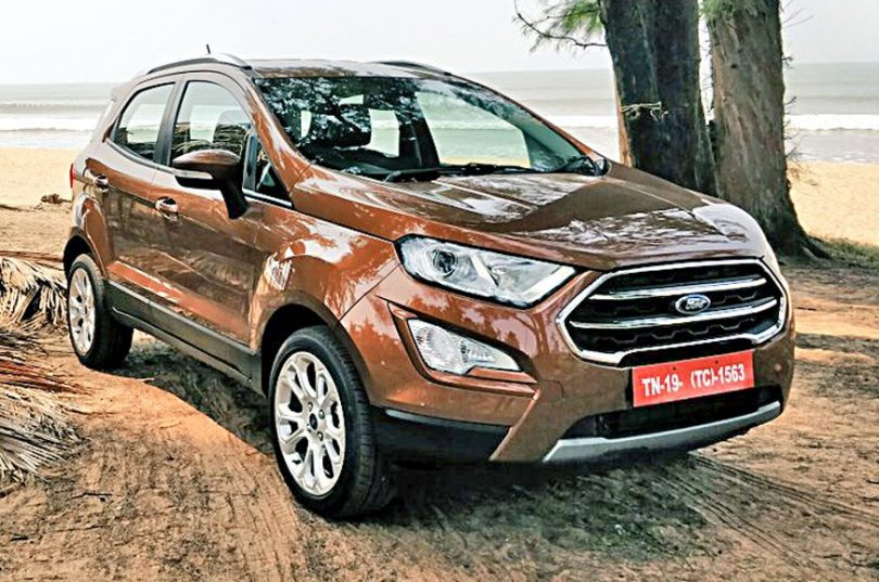 Ford India Launches New Sports Utility Vehicle EcoSport in Indian Market