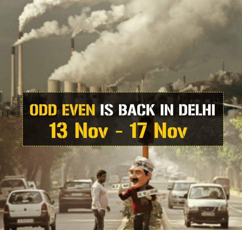 Delhi Odd-Even scheme: Know about what Included and Exempted