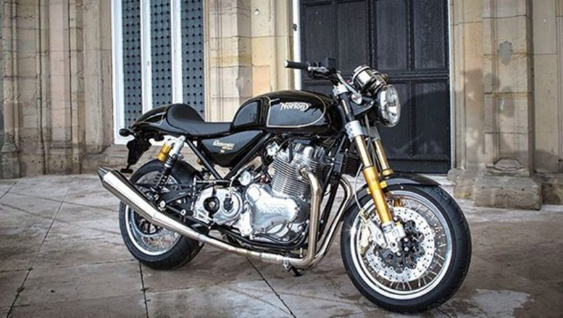 Norton motorcycles join kinetic group to sell assembled bikes in India