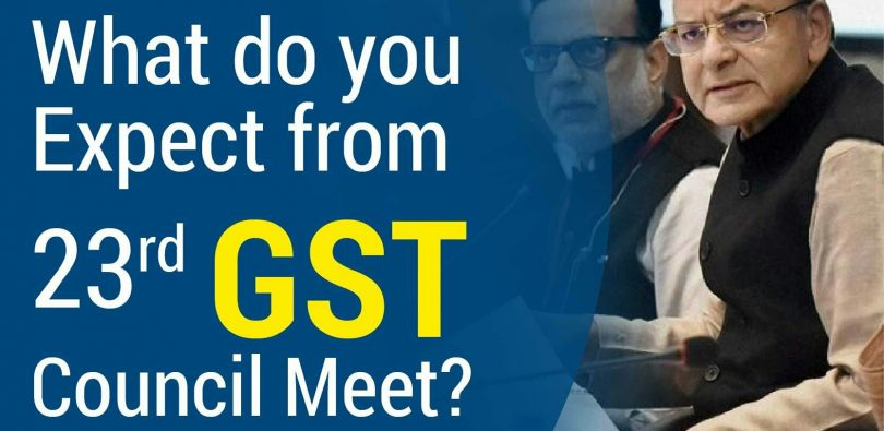 Latest Update of GST council meeting effects the rate of 177 goods