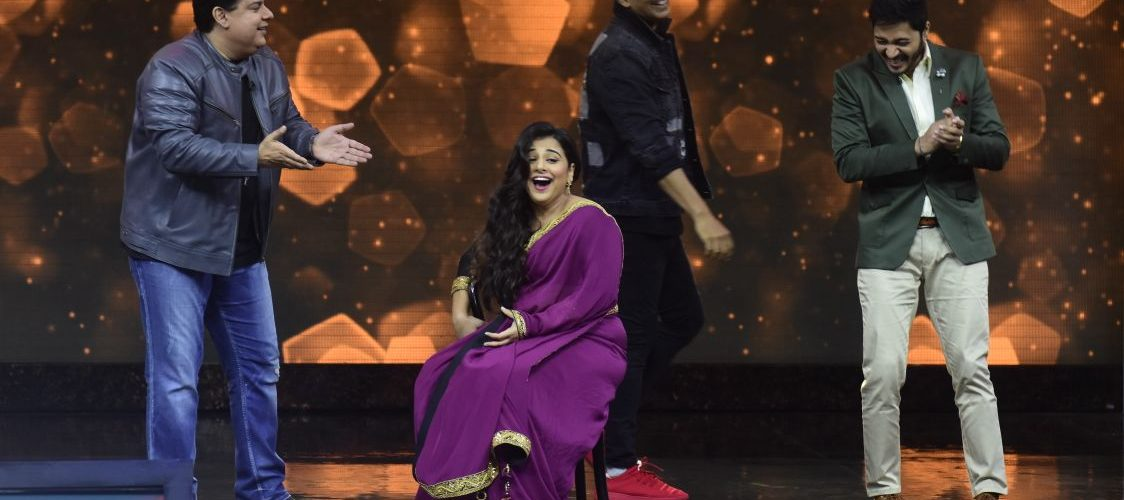 Vidya Balan to be a guest on The Great Laughter Challenge