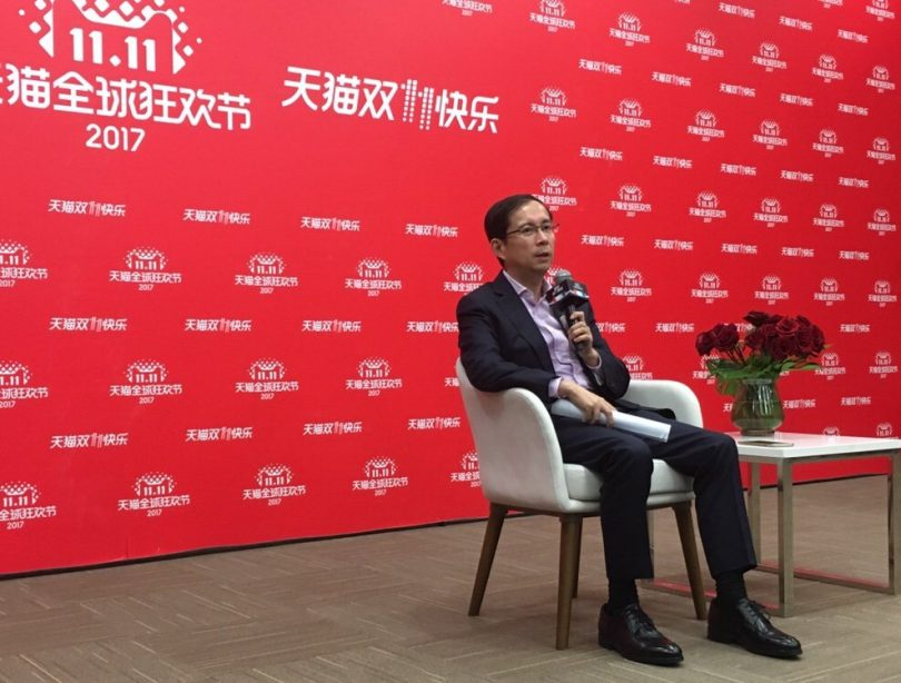 Indian Market is important for Chinese E-commerce Gaint Alibaba according to CEO Daniel Jhang