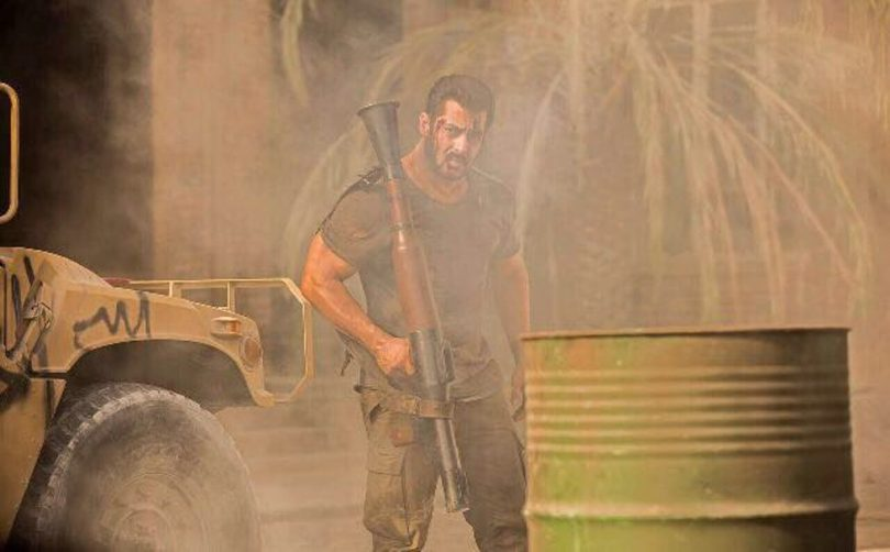 Salman khan's last day of Tiger Zinda hai and Now ready with first look of Race 3
