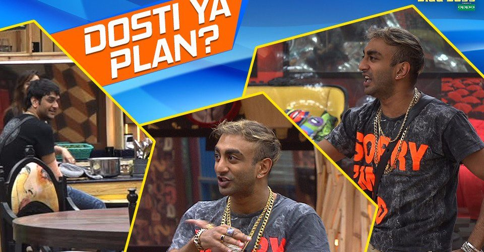 Bigg Boss 11: Aakash accuses Shilpa and Vikas for planning fights in the house