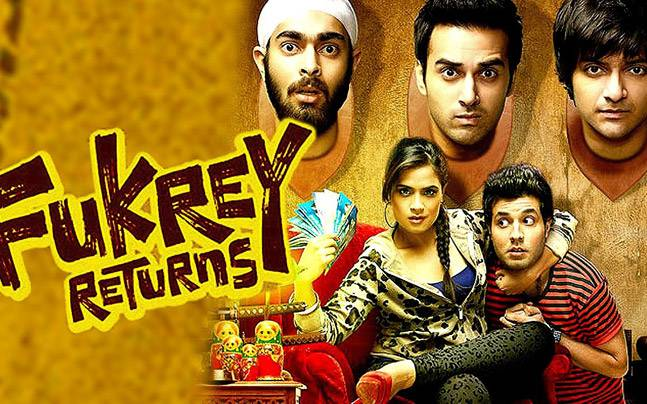 Fukrey Returns trailer released: The gang is back with more comedic madness