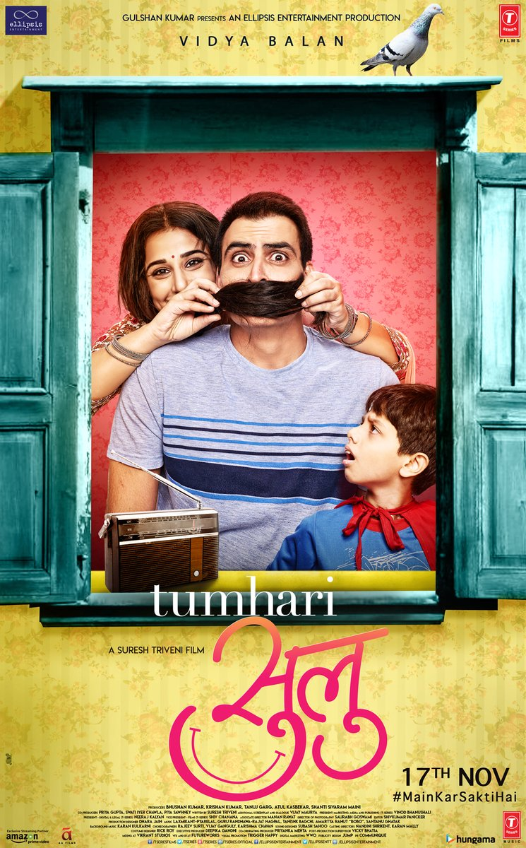 Tumhari Sulu audience reaction: People praise Vidya Balan, comic tone of the movie