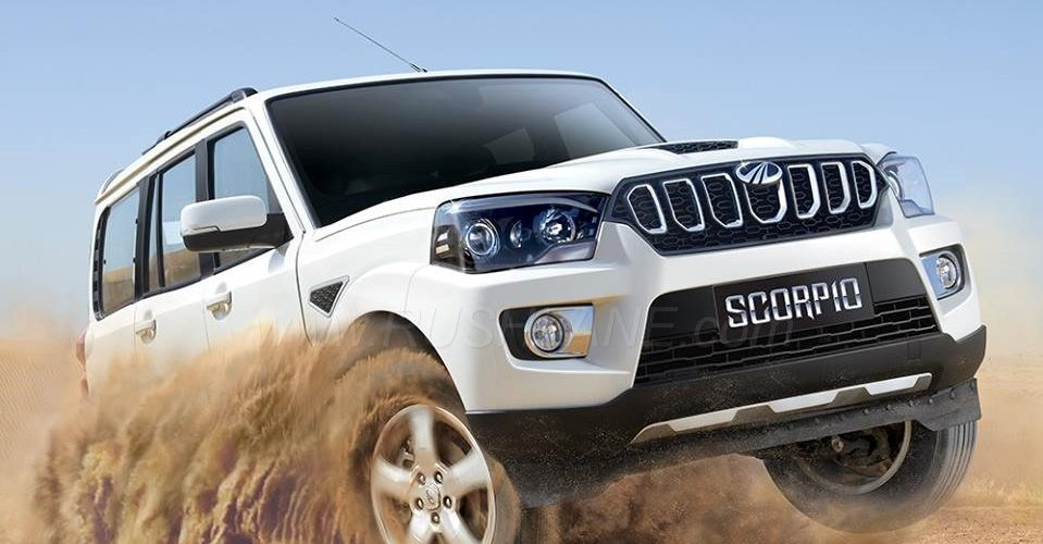 New Mahindra Scorpio Facelift Launched in India with starting Price At Rs 9.97 Lakh