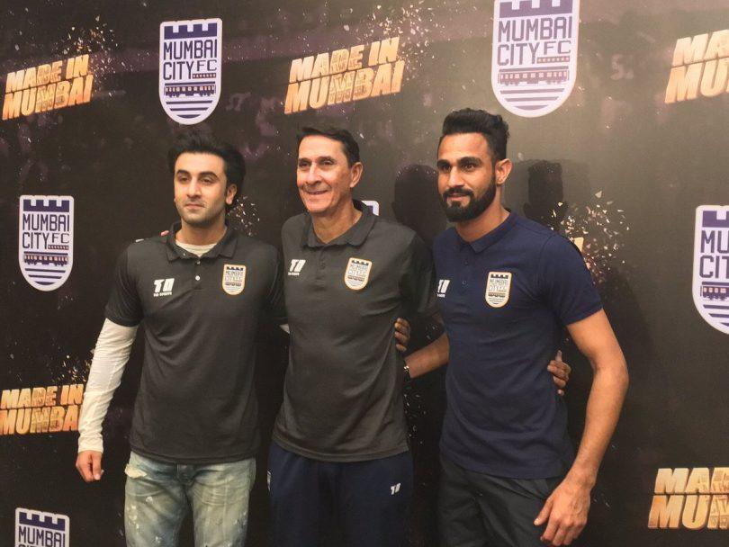 Ranbir Kapoor talks about Mumbai City FC