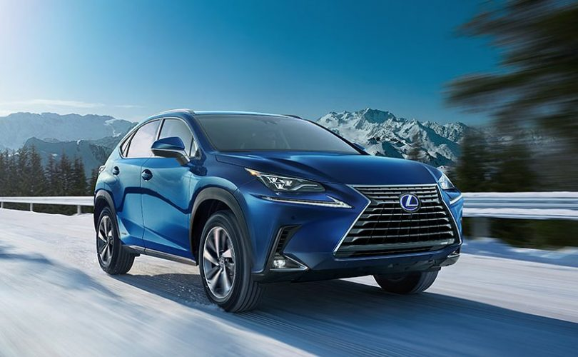 Lexus NX 300h Hybrid SUV Unveils in Indian Market, launch is set in January 2018