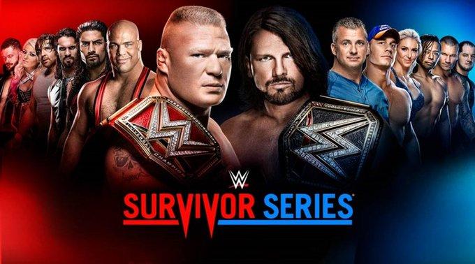 WWE survivor series: Strowman and Triple H win big