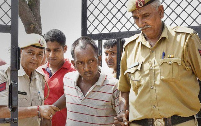 Gurugram Ryan International School murder: bus conductor gets bail