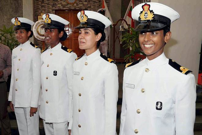 India gets its first woman Navy pilot, 3 women NAI officers