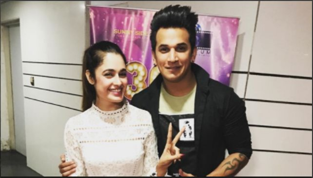 Prince Narula and Yuvika Chaudhary find love outside Bigg Boss