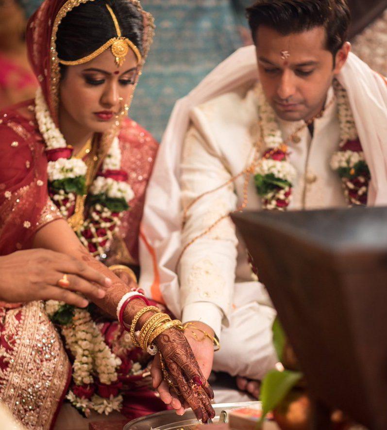 Firangi actress Ishita Dutta marries Vatsal Sheth; Kajol and Ajay Devgan attends wedding
