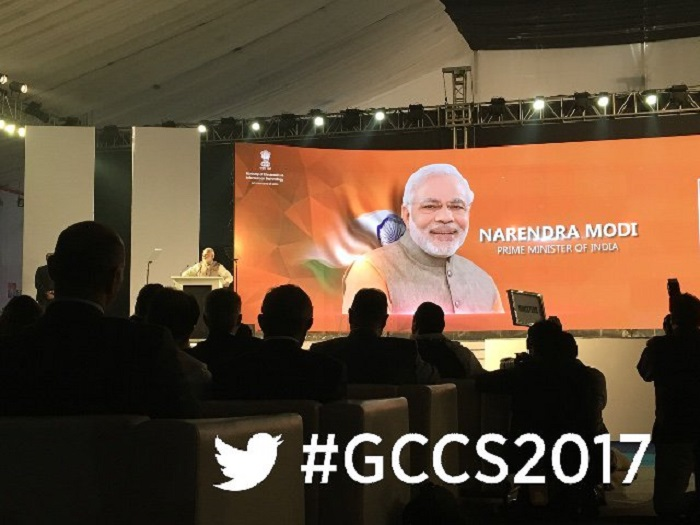 PM Modi inaugurates 5th edition of Global Conference on Cyber Space; Umang App launches today